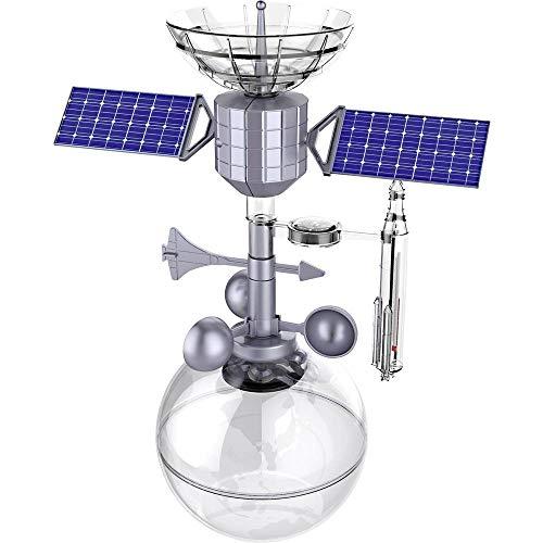 MAKERFACTORY MF-5155209 Raumfahrt Wetterstation Experimentierkasten ab 8 Jahre