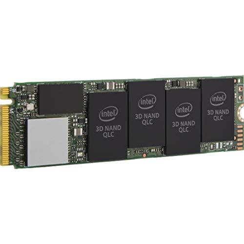 512 GB Intel SSD 660p Series, M.2 (2280) PCIe 3.0 (x4) NVMe SSD, QLC 3D NAND, 1500 MB/s lettura, 1000 MB/s scrittura, 90k / 220k