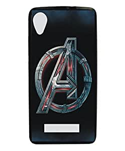 Techno Gadgets Back Cover for Micromax Canvas Spark 2 Q334