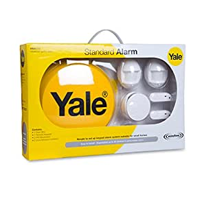 yale hsa6200 wireless alarm kit electronics. Black Bedroom Furniture Sets. Home Design Ideas