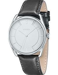 Fjord Analog White Dial Men's Watch - FJ-3022-02
