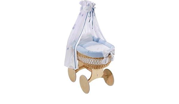 Easy baby bollerwagen inklusiv garnierung matratze und