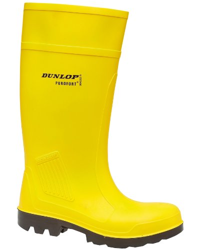 Dunlop , Herren Sicherheitsschuhe 10 UK