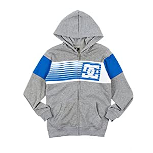 DC Hoodies - DC Lyman Hoody - Heather Grey
