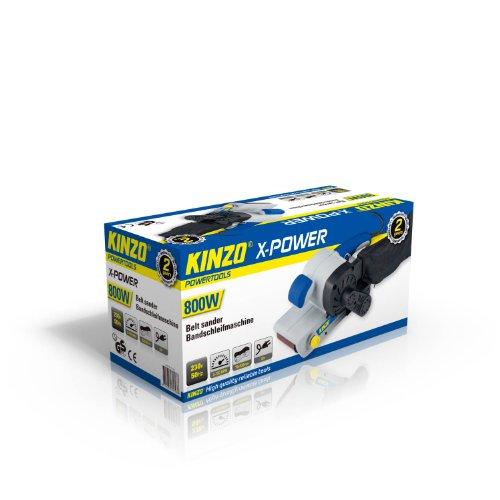KINZO Belt sander 230 V 800 W gs, 71793