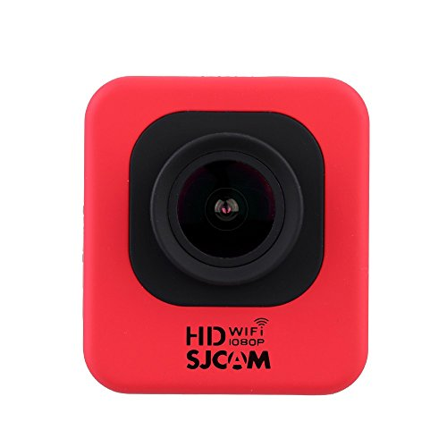 SJCAM M10 Kit Wifi Sports Camera Full HD 1080P Mini DV Red With EACHSHOT Cleaning Cloth