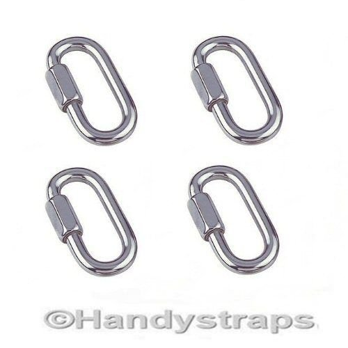 4 x 3.5mm Quick Repair Link Marine Stainless Steel Test