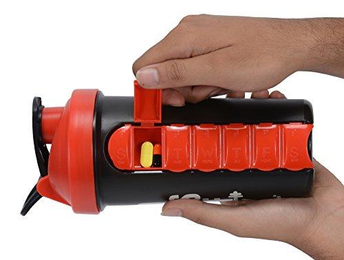 IShake Tabster Plastic Sports Shaker Bottle