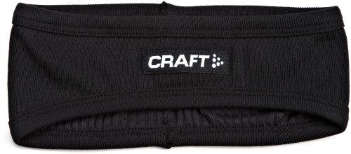 Craft Zero Thermo-Stirnband für kaltes Wetter, Damen, schwarz, Large/X-Large