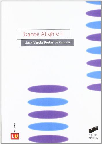 Dante Alighieri Cover Image