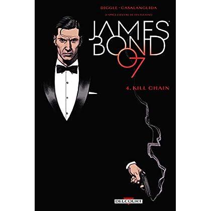 James Bond 04. - Kill chain