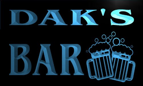 w115615-b-dak-name-home-bar-pub-beer-mugs-cheers-neon-light-sign