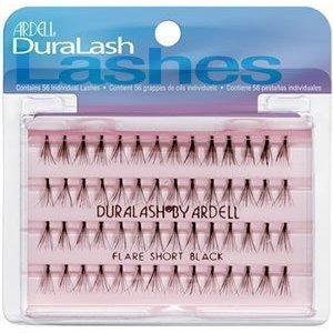 Ardell Eyelashes Duralash Naturals Knot Free - Flare Short Black