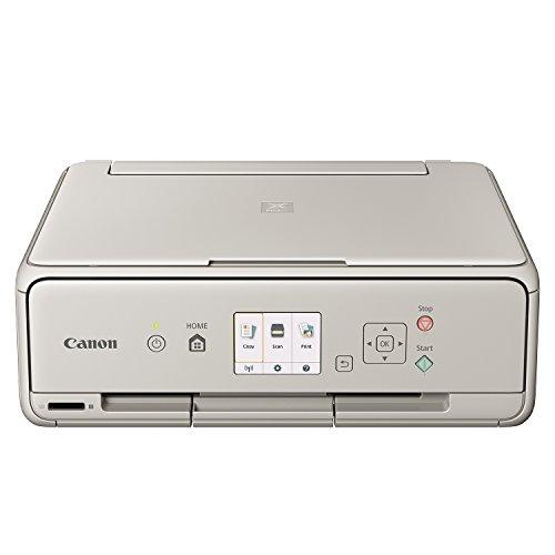 Canon Pixma TS5050 Stampante Multifunzione, 4800 x 1200, Nero
