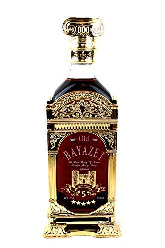 Armenien Brandy Old Bayazet, 0,5L, 5 Jahre gepr. 40%