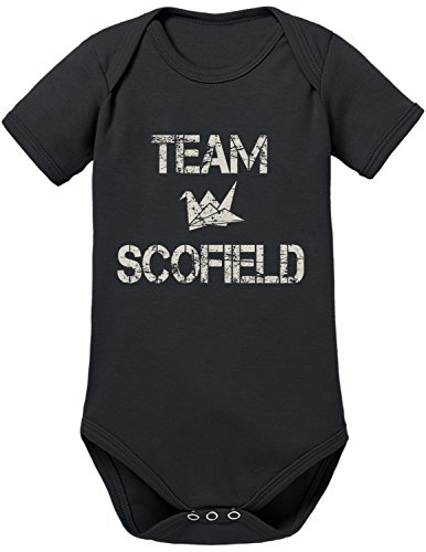 TLM Team Scofield Babybody 74 (Kopf Bit 8 Kostüm)