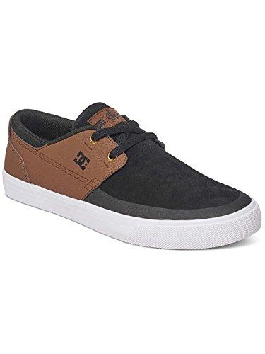 DC Shoes - Wes Kremer 2 S, Scarpe da ginnastica Uomo Noir - Brown/Black