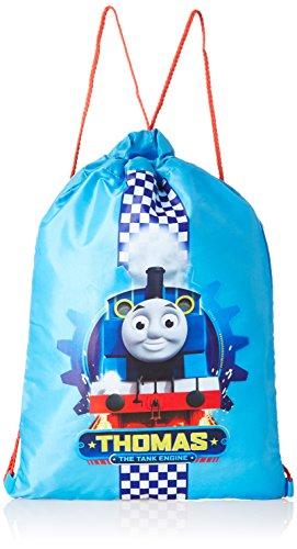 Thomas The Tank Engine Trainer Bag Sporttasche, 42 cm, 26 liters, Blau (Blue) T-bags Tank