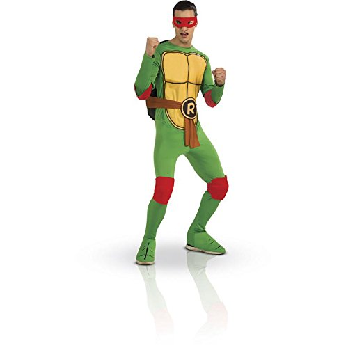 Raphael Ninja Turtles-Kostüm für (Ninja Erwachsene Kostüme)