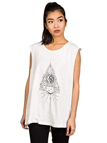 BILLABONG Damen Sea Sun T-Shirt, Cool WIP, S - Billabong Jersey Tank-top