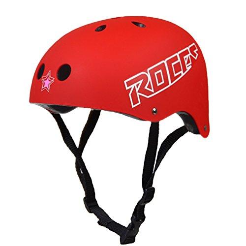 Kuncg Multi-Sport Street Dance & Rollschuhfahren Schutzhelm Poröse Belüftung Klettern Helm Für Erwachsene M als Bild6
