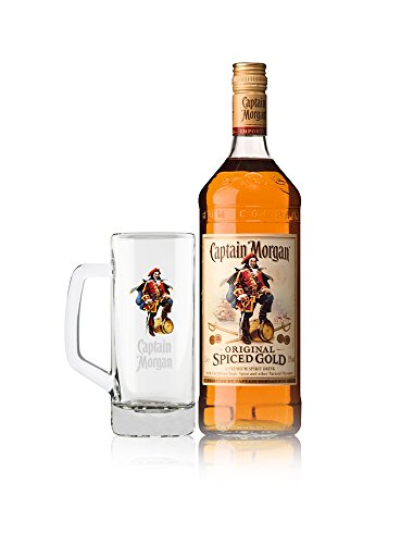 captain-morgans-spiced-rum-70cl-and-glass-tankard