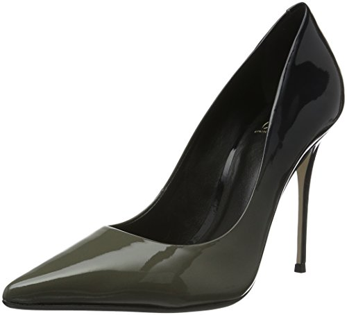 Another Pair of Shoes Damen PearlE1 Pumps Grau (Grey08)