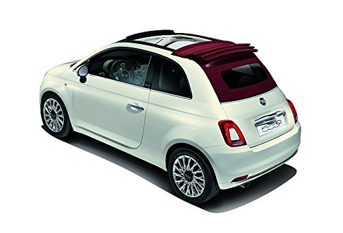 Fiat 500C Lounge 1.2 bz 69 CV, Bianca - Welcome Kit
