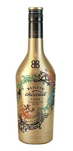 Baileys Chocolat Luxe - Belgian Chocolate and Irish Cream Liqueur 50cl Bottle