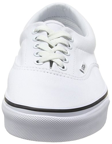 Vans Era Classic Canvas, Sneaker Unisex-Adulto Bianco