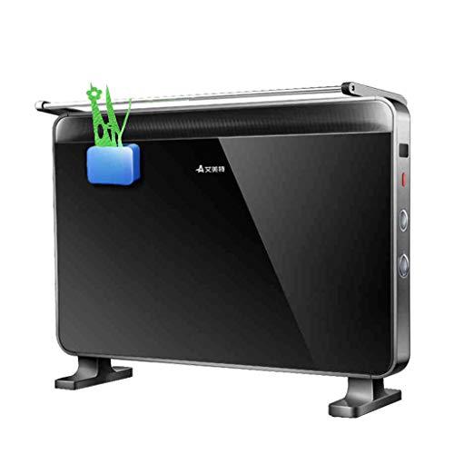 Peaceip Radiador eléctrico, Horno de Calentamiento rápido, radiador del hogar/baño, bajo Consumo...
