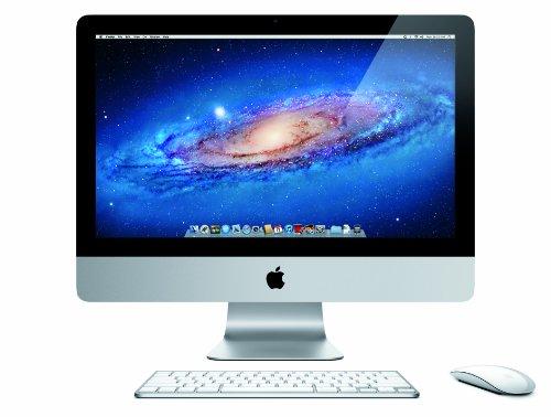 Apple iMac 2.7GHz i5-2500S 21.5' 2560 x 1440Pixeles Plata - Ordenador de sobremesa All in One (54,6 cm (21.5'), Wide Quad HD, 2ª generación de procesadores Intel® Core™ i5, 4 GB, 1000 GB, Mac OS X 10.6 Snow Leopard)