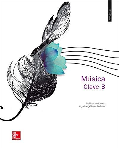 Música Clave B - Edición 2015 (+ CD)