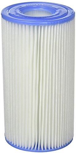 Intex Filterkartusche 29000E (Typ A und C), weiß, Ø 4,7 cm (innen), Ø 10,7 cm (außen) x 20 cm