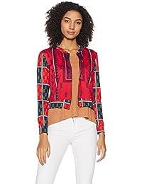 global desi Women's Rayon Jacket