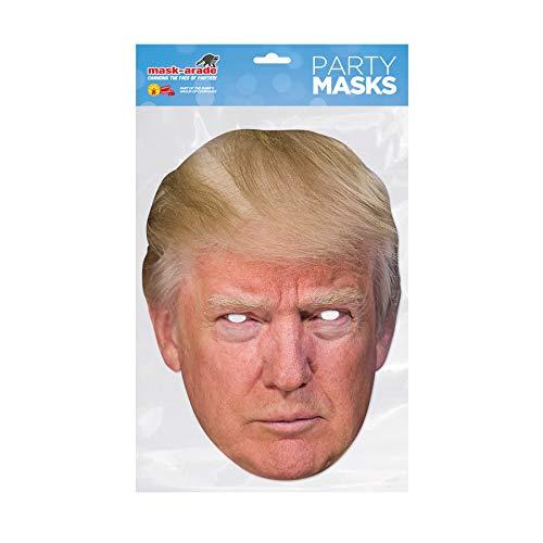 Rubie 's–Maske Donald Trump, Einheitsgröße (dtrum02)
