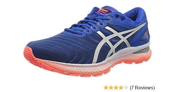hardware Una noche Estándar  Buy ASICS Men's Tuna Blue/Pure Silver Running Shoes-10 UK (45 EU) (11 US)  (1011A680) at Amazon.in