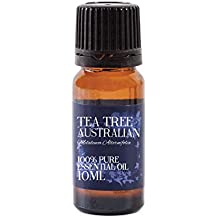 Mystic Moments Tea Tree Australiano Olio Essenziale - 10ml - 100% Puro