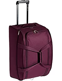 Pronto Miami Polyester 32 cms Dark Purple Travel Duffle (6572 - PL)