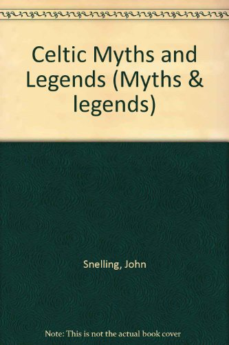Celtic myths and legends | TheBookSeekers