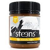 Steens Miele Di Manuka UMF 10 (MGO 263) Integrale Crudo e Non Pastorizzato nuova zelanda Miele 340 Gram - Con Enzimi Naturali E La Beebread