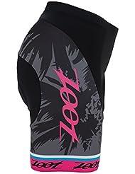 Zoot Damen Radhose Ultra Cycle Team Jersey splash/beet