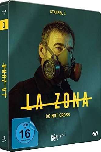 La Zona - Do Not Cross - Staffel 1 - Steelbook [Blu-ray] - Limited Edition