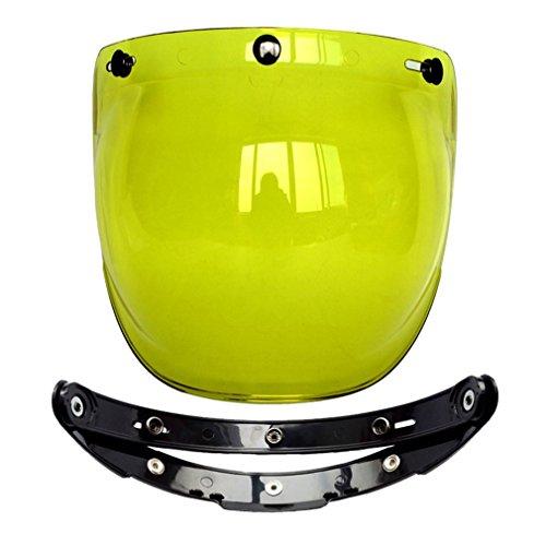 Ndier parabrezza casco Jet casco moto per Harley Style casco visiera bolla