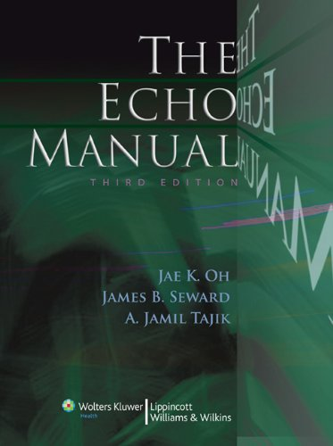 The Echo Manual - 3ª Edition por Jae K. Oh