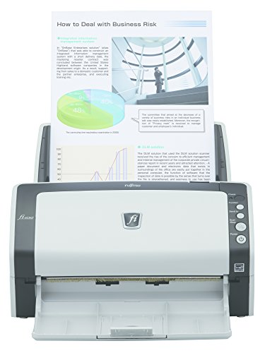 Best Price Fujitsu FI-6130Z A4 ADF Scanner Discount