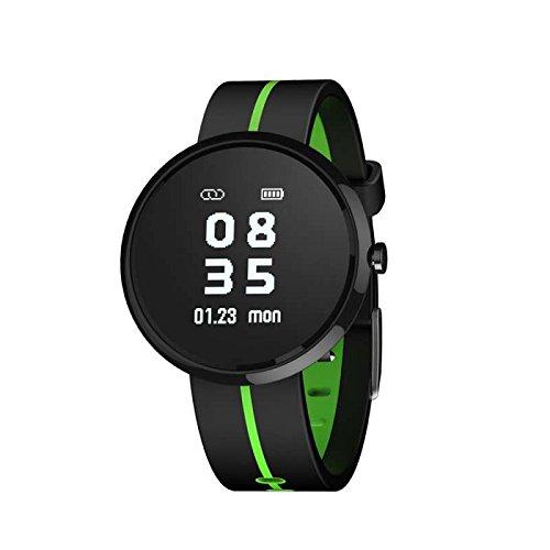 Fitness Armband,Fitness Tracker mit Herzfrequenz Smart Watch,Aktivitätstracker Schrittzähler Armbanduhr Schlafanalyse Kalorienzähler Anruf/ SMS Sport uhr,Schrittzähler Sport Activity Fitness Tracker für IOS und Android