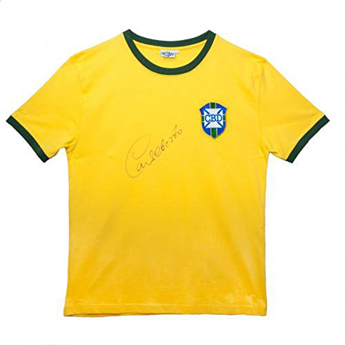 Carlos-Alberto-Signed-Brazil-Shirt