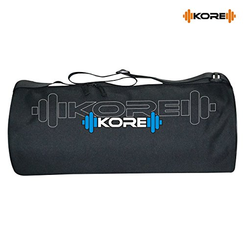 Kore ECHO sleek Gym Bag (Blue/Black)