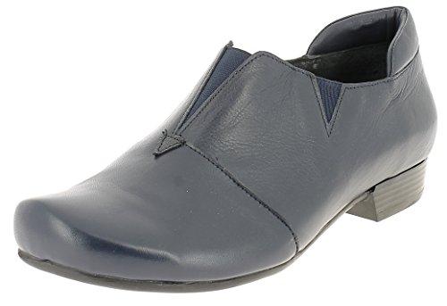 Andrea Conti Andrea Conti Damen Slipper 1714509, Größe:37 EU, Farbe:dunkelblau